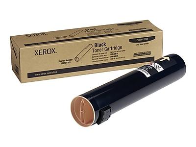 Xerox 106R01163 Black Toner Cartridge, Standard