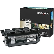 Lexmark X644H11A Black High Yield Toner Cartridge