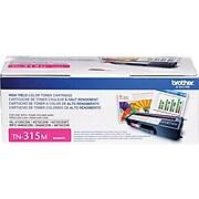 Brother TN-315 Magenta High Yield Toner Cartridge (TN315M)
