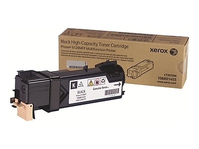 Xerox 106R01455 Black Toner Cartridge, Standard