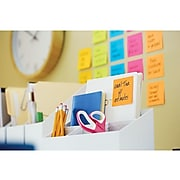"""Post-it® Notes Value Pack, 3"""" x 3"""", Canary Yellow, Rio de Janeiro Collection, 100 Sheets/Pad, 18 Pads/Pack (654-14-4B)"""