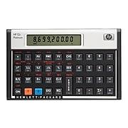 HP 12c Platinum F2231AA 10 Digit Financial Calculator