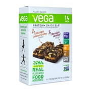 Vega Plant-Based Protein Bars Variety Pack, 1.7 oz, 14 Count (220-00828)
