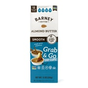 Barney Butter Almond Butter Grab & Go Dip Cups, 1 oz, 12 Count (220-00898)