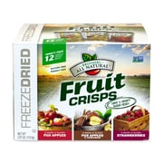 Brothers All Natural Fruit Crisps, 0.35 oz, 12 Count (220-00899)