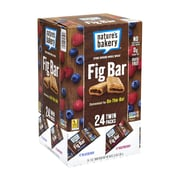 Nature's Bakery Fig Bars Variety Pack, 2 Oz., 24/Pack (900-00151)