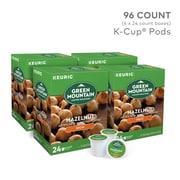 Green Mountain® Hazelnut Decaf Coffee, Keurig® K-Cup® Pods, Light Roast, Decaffeinated, 96/Carton (77923)