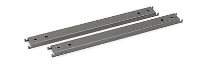 HON Double Front-to-Back Hanging File Rails, 2 Pack (H919492X)