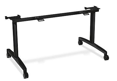 HON Huddle Flip-Top Table Base Kit, For 30