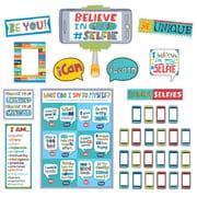 Creative Teaching Press Believe in Your #Selfie Bulletin Board, 41/Set (CTP2959)