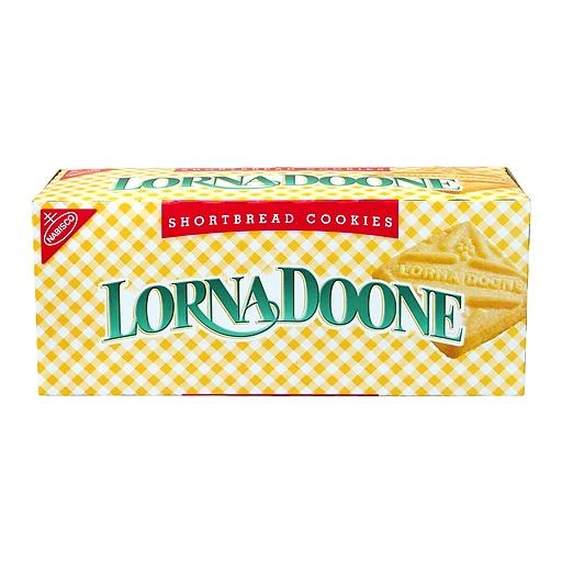 LORNA DOONE Shortbread Cookies, 4 Pack, 1 oz, 120 Count