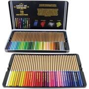 Sargent Art Colored Pencils, Assorted Colors, 72 Pencils per Pack (SA227287)