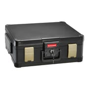 Honeywell 0.39 cu waterproof and fireproof chest (1114)
