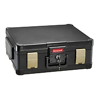 Deals on Honeywell 0.39 Cu Waterproof and Fireproof Chest