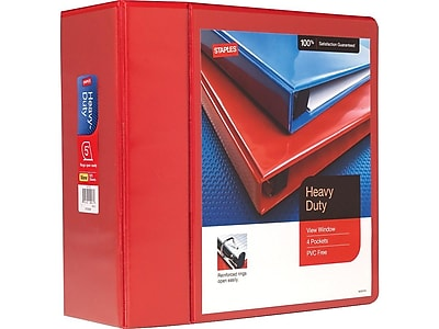 Staples Heavy Duty 5