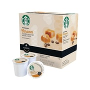 Starbucks Caramel Coffee, Keurig® K-Cup® Pods, Medium Roast, 16/Box (9629)