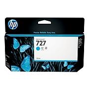 HP 727 Cyan Standard Yield Ink Cartridge (B3P19A)