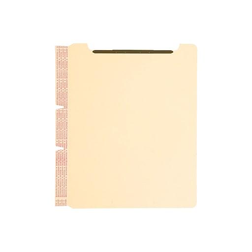 Shop Staples For Smead® Self-Adhesive Folder Divider