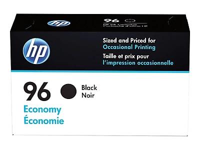 HP 96 Black Ink Cartridge, Economy (B3B22AN)
