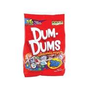 Dum Dums Lollipops, Assorted, 33.9 Oz., 200/Pack (SPN71)