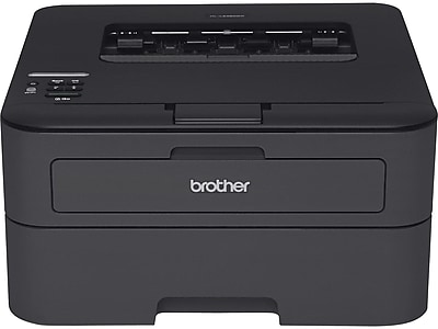 Brother HL-L2360DW USB, Wireless, Network Ready Black & White Laser Print Only Printer, Refurbished
