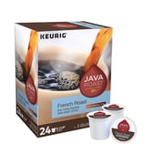 Java Roast French Roast Coffee, Keurig® K-Cup® Pods, Dark Roast, 24/Box (52966)