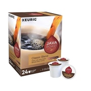 Java Roast Classic Blend Coffee, Keurig® K-Cup® Pods, Medium Roast, 24/Box (52968)