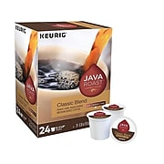 Java Roast Classic Blend Coffee, Keurig® K-Cup® Pods, Medium Roast, 24/Box (52968)