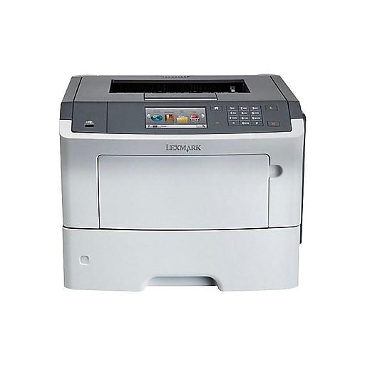 Lexmark MS610de 35S0500 USB & Network Ready Black & White Laser Printer