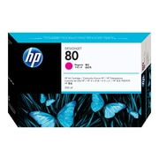 HP 80 Magenta Ink Cartridge, Standard (C4847A)