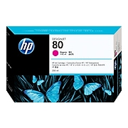 HP 80 Magenta Standard Yield Ink Cartridge (C4847A)