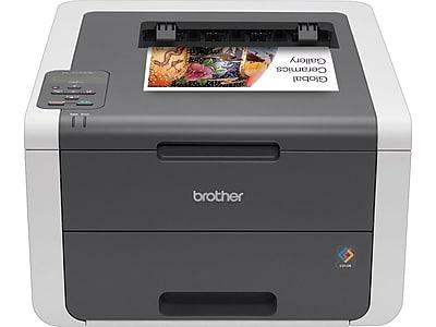 Brother HL-3140CW USB & Wireless Color Laser Printer
