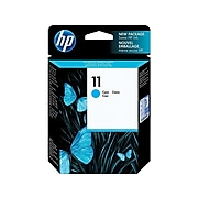 HP 11 Cyan Standard Yield Ink Cartridge (C4836A)