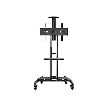 Rocelco VSTC Flat Panel Cart TV Mount, 100 lbs. Max. (Rocelco VSTC)