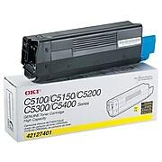 OKI 965944 Yellow High Yield Toner Cartridge