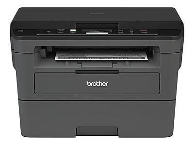 Brother HL-L2390DW USB & Wireless Black & White Laser Print-Scan-Copy Printer