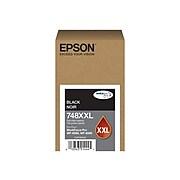Epson T748XXL Black Extra High Yield Ink Cartridge