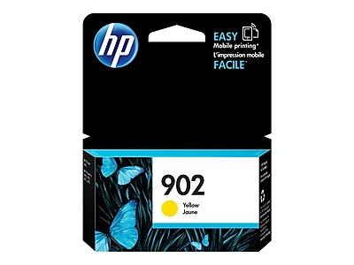 HP 902 Yellow Ink Cartridge, Standard (T6L94AN#140)