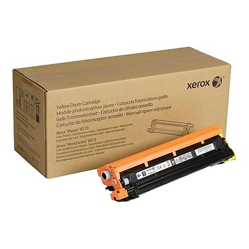Xerox 108R01419 Yellow Drum Cartridge, Standard