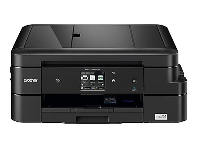 Brother Work Smart MFC-J985DW XL USB, Wireless, Network Ready Color Inkjet All-In-One Printer