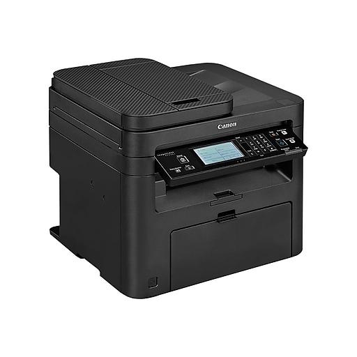 Canon ImageCLASS MF236n 1418C036 USB & Network Ready Black & White Laser  All-In-One Printer
