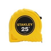 Stanley 25' Tape Measure, Polymer (30-455)