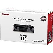 Canon 119 Black Standard Yield Toner Cartridge (3479B001)