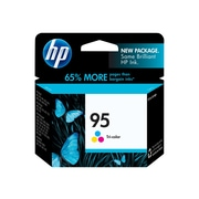 HP 95 Color Combination Ink Cartridge, Standard (C8766WN#140)