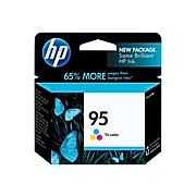HP 95 Tri-Color Standard Yield Ink Cartridge (C8766WN#140)
