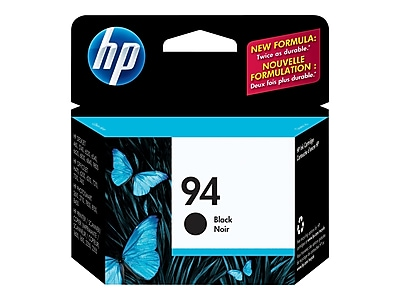 HP 94 Black Ink Cartridge, Standard (C8765WN#140)