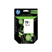 HP 78XL Color Combination Ink Cartridge, High Yield (C6578AN#140)