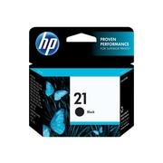 HP 21 Black Ink Cartridge, Standard (C9351AN#140)