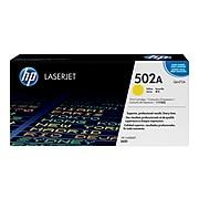 HP 502A Yellow Standard Yield Toner Cartridge (Q6472A)
