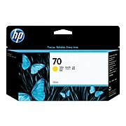 HP 70 Yellow Standard Yield Ink Cartridge (C9454A)